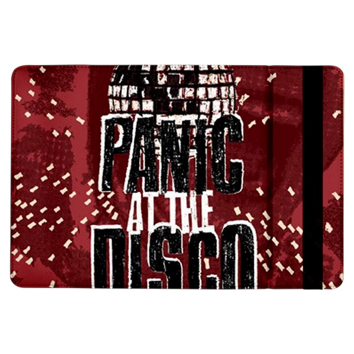 Panic At The Disco Poster iPad Air Flip
