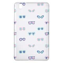 Cute Sexy Funny Sunglasses Kids Pink Blue Samsung Galaxy Tab Pro 8 4 Hardshell Case