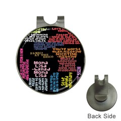 Panic At The Disco Northern Downpour Lyrics Metrolyrics Hat Clips With Golf Markers