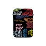 Panic At The Disco Northern Downpour Lyrics Metrolyrics Apple iPad Mini Protective Soft Cases Front