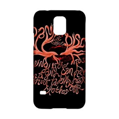 Panic At The Disco   Lying Is The Most Fun A Girl Have Without Taking Her Clothes Samsung Galaxy S5 Hardshell Case