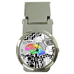 Panic ! At The Disco Money Clip Watches