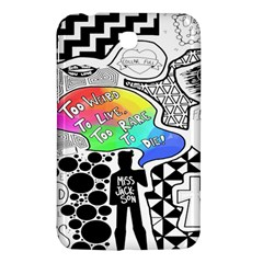 Panic ! At The Disco Samsung Galaxy Tab 3 (7 ) P3200 Hardshell Case