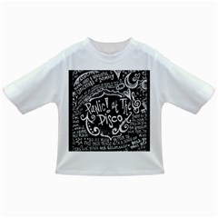 Panic ! At The Disco Lyric Quotes Infant/toddler T Shirts