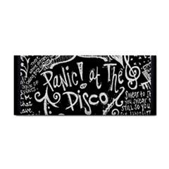 Panic ! At The Disco Lyric Quotes Cosmetic Storage Cases
