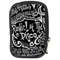 Panic ! At The Disco Lyric Quotes Compact Camera Cases