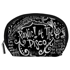Panic ! At The Disco Lyric Quotes Accessory Pouches (large)