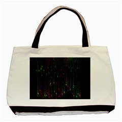 Brain Cell Dendrites Basic Tote Bag (two Sides)