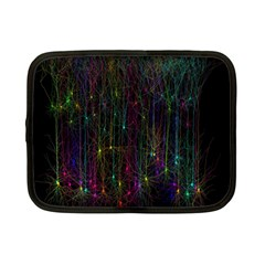 Brain Cell Dendrites Netbook Case (small)