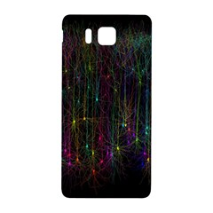 Brain Cell Dendrites Samsung Galaxy Alpha Hardshell Back Case