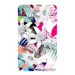Flower Graphic Pattern Floral Memory Card Reader