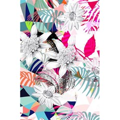 Flower Graphic Pattern Floral 5 5  X 8 5  Notebooks