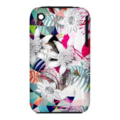 Flower Graphic Pattern Floral Iphone 3s/3gs