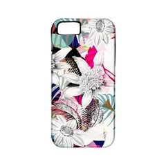 Flower Graphic Pattern Floral Apple Iphone 5 Classic Hardshell Case (pc+silicone)