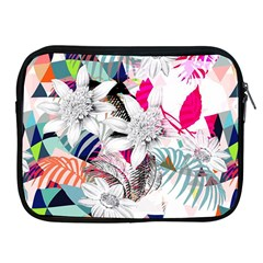 Flower Graphic Pattern Floral Apple Ipad 2/3/4 Zipper Cases