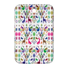 Birds Fish Flowers Floral Star Blue White Sexy Animals Beauty Rainbow Pink Purple Blue Green Orange Samsung Galaxy Note 8 0 N5100 Hardshell Case