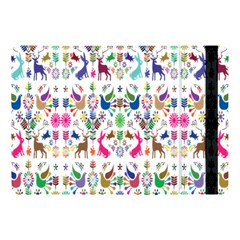 Birds Fish Flowers Floral Star Blue White Sexy Animals Beauty Rainbow Pink Purple Blue Green Orange Apple Ipad Pro 10 5   Flip Case