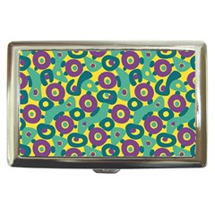 Discrete State Turing Pattern Polka Dots Green Purple Yellow Rainbow Sexy Beauty Cigarette Money Cases