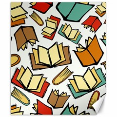 Friends Library Lobby Book Sale Canvas 20  X 24