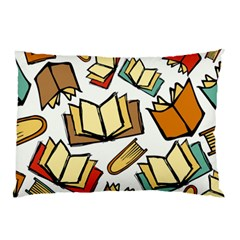 Friends Library Lobby Book Sale Pillow Case