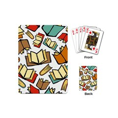 Friends Library Lobby Book Sale Playing Cards (mini)