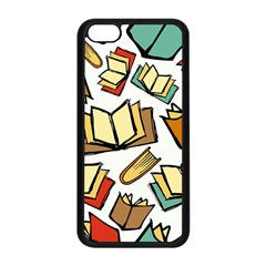 Friends Library Lobby Book Sale Apple Iphone 5c Seamless Case (black)