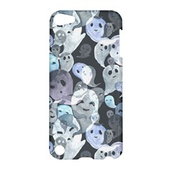 Ghosts Blue Sinister Helloween Face Mask Apple Ipod Touch 5 Hardshell Case