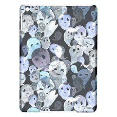Ghosts Blue Sinister Helloween Face Mask Ipad Air Hardshell Cases