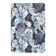 Ghosts Blue Sinister Helloween Face Mask Samsung Galaxy Tab Pro 10 1 Hardshell Case