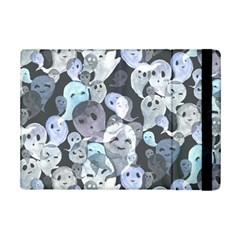 Ghosts Blue Sinister Helloween Face Mask Ipad Mini 2 Flip Cases