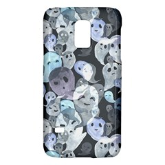 Ghosts Blue Sinister Helloween Face Mask Galaxy S5 Mini