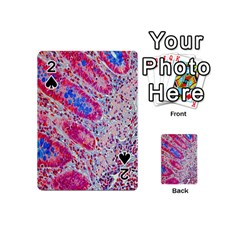 Histology Inc Histo Logistics Incorporated Alcian Blue Playing Cards 54 (mini)