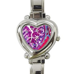 Histology Inc Histo Logistics Incorporated Masson s Trichrome Three Colour Staining Heart Italian Charm Watch