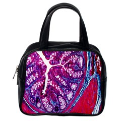 Histology Inc Histo Logistics Incorporated Masson s Trichrome Three Colour Staining Classic Handbags (one Side)