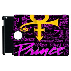 Prince Poster Apple Ipad 3/4 Flip 360 Case