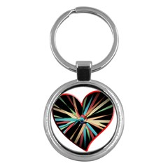 Above & Beyond Key Chains (round)