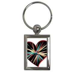 Above & Beyond Key Chains (rectangle)