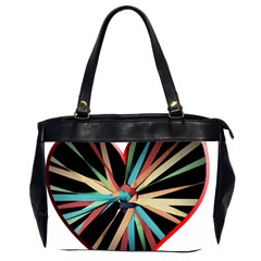 Above & Beyond Office Handbags (2 Sides)