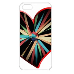 Above & Beyond Apple Iphone 5 Seamless Case (white)