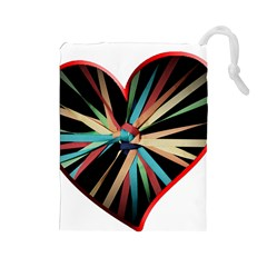 Above & Beyond Drawstring Pouches (large)