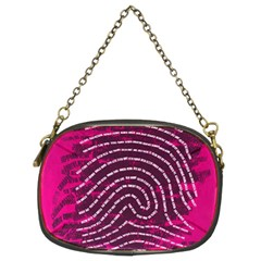 Above & Beyond Sticky Fingers Chain Purses (two Sides)