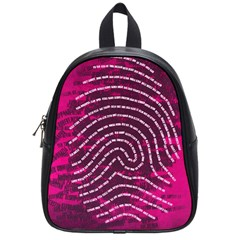 Above & Beyond Sticky Fingers School Bag (small)
