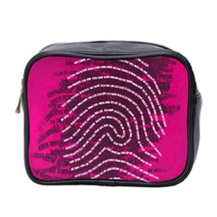 Above & Beyond Sticky Fingers Mini Toiletries Bag 2 Side