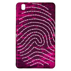 Above & Beyond Sticky Fingers Samsung Galaxy Tab Pro 8 4 Hardshell Case