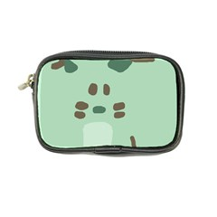 Lineless Background For Minty Wildlife Monster Coin Purse