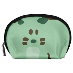 Lineless Background For Minty Wildlife Monster Accessory Pouches (large)