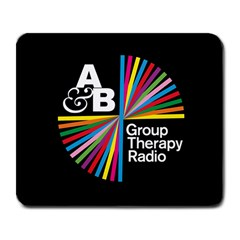 Above & Beyond  Group Therapy Radio Large Mousepads