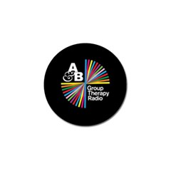 Above & Beyond  Group Therapy Radio Golf Ball Marker
