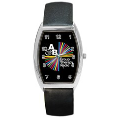 Above & Beyond  Group Therapy Radio Barrel Style Metal Watch