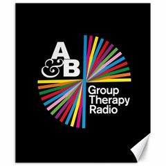 Above & Beyond  Group Therapy Radio Canvas 20  X 24
